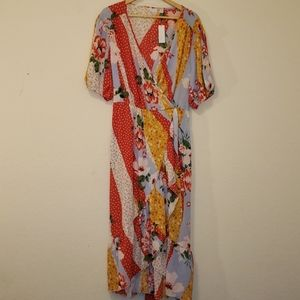 NWT New York & Company Womens Dress